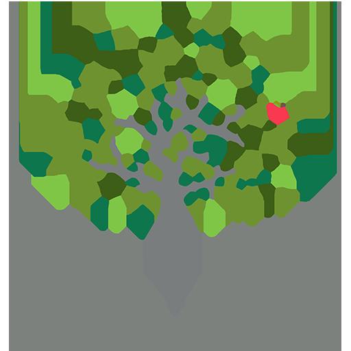 legacy irish cider apple tree icon
