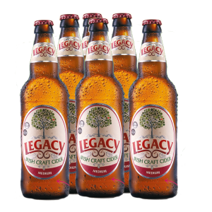Legacy Medium Cider (Six Pack)